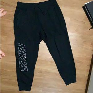 Nike Pants - Nike SB joggers